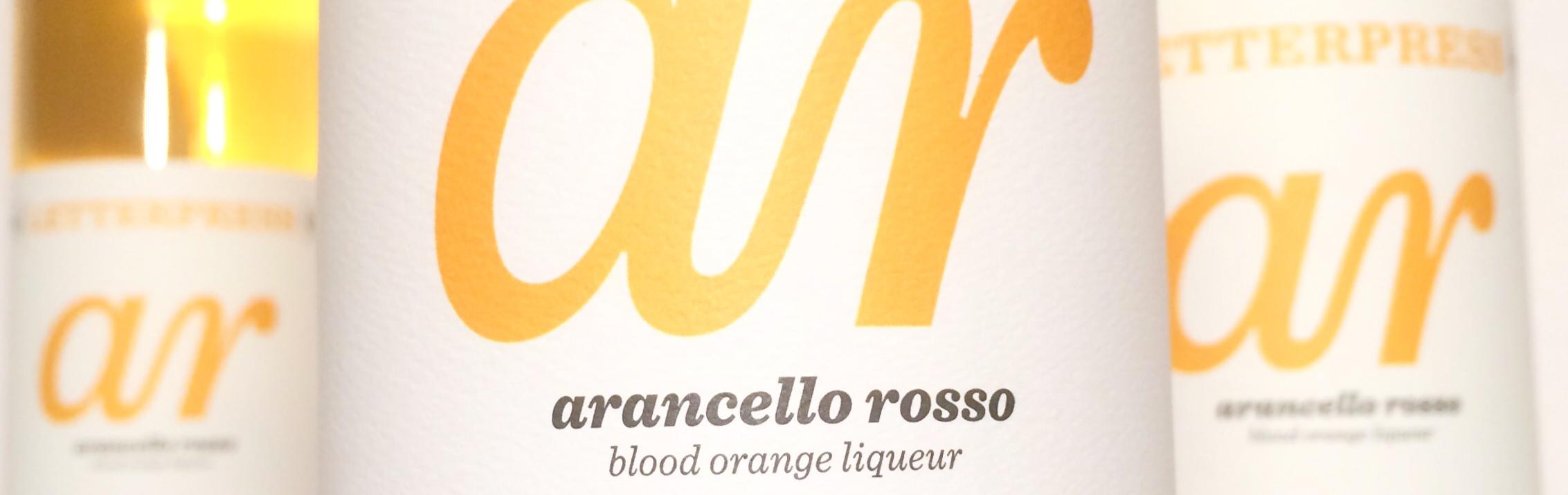 Arancello Rosso is here!